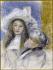 Auguste Renoir (1841-1919). Berthe Morisot and her daughter. Pastel, 1908. Musée des Beaux-Arts de la Ville de Paris, Petit Palais. © Petit Palais/Roger-Viollet