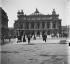 Paris : l'Opéra. 1900-1910. Photographie de Paul Lhuillier (1860-1943). Paris, bibliothèque de l'Hôtel de Ville.  © Paul Lhuillier/BHdV/Roger-Viollet