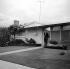 La Corona del Mar (environs de San Diego, Californie, Etats-Unis). Villa. Avril 1964. © Hélène Roger-Viollet et Jean Fischer/Roger-Viollet