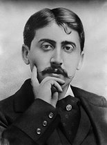 Marcel Proust (1871-1922), French writer. © Collection Martinie/Roger-Viollet