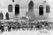 Armenians massacred by the Turks. Aleppo (Syria), on February 28, 1919. © Roger-Viollet
