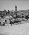 La mosquée d'Omar. Jérusalem (Palestine, Israël), vers 1865. © Léon et Lévy / Roger-Viollet