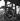 Guerre 1939-1945. Occupation. Destruction de statues pour récupérer les métaux. L'ours et l'aigle. Paris, 1941.  © Pierre Jahan/Roger-Viollet