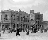 Insurrection de Pâques 1916. Liberty Hall après les combats. Dublin (République d'Irlande).  © TopFoto / Roger-Viollet