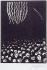 """Félix Vallotton (1865-1925). """"L'Exposition universelle de 1900"""", planche 6 - """"Le feu d'artifice"""". Bois gravé, 1901. Musée des Beaux-Arts de la Ville de Paris, Petit Palais © Petit Palais/Roger-Viollet"""