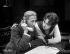 """""""La Proie"""". Film muet de Georges Monca, avec Gabrielle Robinne. 1917.      © Neurdein/Roger-Viollet"""