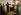 Mao Zedong (1893-1976), homme d'Etat chinois et les rédacteurs du quotidien du Chansi-Soueiyuan, 1948. © Roger-Viollet