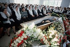 Funerals of Cheik Halim Takiedine, Druze leader, in the area of Chouf (Lebanon), on December 4, 1983.   © Françoise Demulder/Roger-Viollet