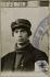 """""""Photographie de la carte d'identité, Union Générale des Sauveteurs & Ambulanciers, de Jossef Zadkine"""". Daté du 3 octobre 1914. Paris, musée Zadkine. © Françoise Cochennec / Musée Zadkine / Roger-Viollet"""