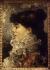 Sarah Bernhardt (1844-1923), French actress, by Jules Bastien-Lepage (1848-1884). Stockholm (Sweden), National Museum.     © Roger-Viollet