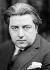 """Henri Béraud (1885-1958), écrivain français, prix Goncourt 1922 pour """"Le vitriol de lune"""". France, vers 1930.    © Henri Martinie / Roger-Viollet"""