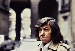 Patricia Highsmith (1921-1995), American novelist, 1983. © Jean-Pierre Couderc / Roger-Viollet