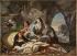 """Marcel Saunier (mort en 1842). """"Don Juan et Haydée"""". Huile sur toile, 1839. Paris, musée de la Vie romantique. © Musée de la Vie Romantique/Roger-Viollet"""