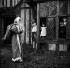 Le Père Noël. Grande-Bretagne, 1949. © TopFoto/Roger-Viollet