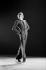 """""""Suite Flamenca"""". Chorégraphie : Antonio Gadès. Danseur : Antonio Gadès. Théâtre de Paris, octobre 1984. © Colette Masson/Roger-Viollet"""