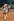 Internationaux de France de Roland-Garros. Yannick Noah (né en 1960). Paris, 1984. © Jean-Pierre Couderc/Roger-Viollet