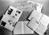 Manuscrits du journal d'Anne Frank. © TopFoto / Roger-Viollet