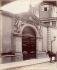 Ancien amphithéâtre Saint-Côme, 5, rue de l'Ecole de Médecine. Ecole de dessin. Paris. Photographie d'Eugène Atget (1857-1927). Paris, musée Carnavalet. © Eugène Atget / Musée Carnavalet / Roger-Viollet