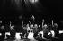 """""""La Damnation de Faust"""". Musique : Hector Berlioz. Chorégraphie : Maurice Béjart. Paris, Palais des sports, novembre 1970. © Colette Masson / Roger-Viollet"""