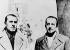 René Char (1907-1988) et Paul Eluard (1895-1952) en 1930. © Roger-Viollet
