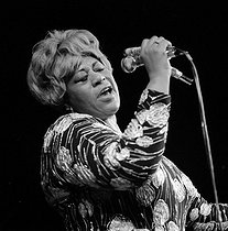 April 25, 1918 (100 years old). Naisssance of Ella Fitzgerald (1917-1996), American jazz singer.