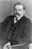 Alfred Werner (1866-1919), Swiss chemist, Nobel prize of Chemistry, 1913. © Jacques Boyer/Roger-Viollet