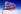 Drapeau américain du site de recherche Raven. Groenland (Danemark),  juillet 2002.  © Michael J. Doolittle/The Image Works/Roger-Viollet
