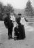Family. France, circa 1900. © Roger-Viollet
