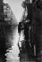 1910 Great Flood of Paris. The rue de Seine, flooded. © Maurice-Louis Branger/Roger-Viollet