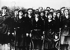 Révolution russe de 1917. Femmes soldat de l'Armée Rouge. © Roger-Viollet