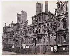 """Album """"Remains of the Paris Commune"""" (1871). Paris City Hall (plate 6). Anonymous photograph. Paris, musée Carnavalet. © Musée Carnavalet/Roger-Viollet"""