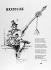 """Mandolin"".Poem by Paul Verlaine, illustrated by François Flameng. About 1900. © Roger-Viollet"