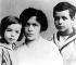 Mileva Einstein avec ses enfants Hans Albert et Eduard. © TopFoto / Roger-Viollet