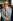 Markus Wolf (1923-2006), officier du ministère de l'intérieur, ancien chef des services secrets, lors d'une manifestation le 4 novembre 1989 à l'Alexanderplatz à Berlin. © Ullstein Bild / Roger-Viollet