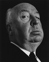 Alfred Hitchcock (1899-1980), British-born American writer and director. London (England), 1966. © Fondation Horst Tappe / KEYSTONE Suisse / Roger-Viollet