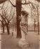 Jardin des Tuileries, vers 1905. Photographie d'Eugène Atget (1857-1927). Paris, musée Carnavalet. © Eugène Atget / Musée Carnavalet / Roger-Viollet