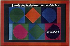 Victor Vasarely. Journée des intellectuels pour le Viêt-Nam, 23 mars 1968, Paris Imp, ICC London. Affiche, 1968.  © Bibliothèque Forney / Roger-Viollet
