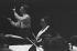 Montserrat Caballé (1933-2018), Spanish soprano, and Anton Guadagno (1925-2002), Italian conductor. Paris, Salle Pleyel, May 1967. © Bernard Lipnitzki / Roger-Viollet