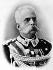 Le roi Humbert Ier d'Italie (1844-1900). © Roger-Viollet