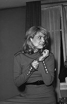 Melina Mercouri (1920-1994), Greek actress and politician. Paris, 1967-1968. © Noa / Roger-Viollet