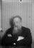 Pierre Struve (Petr Berngardovitch Struve, 1870-1944), Russian editor and politician. Paris, around 1925. © Albert Harlingue / Roger-Viollet