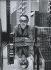 Victor Vasarely (1908-1997), French born Hungarian painter. France, 1975. © Jack Nisberg/Roger-Viollet