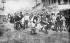 Street execution by beheading. China, circa 1930. © Roger-Viollet