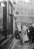 First women working as billstickers. Paris, 1908. © Maurice-Louis Branger/Roger-Viollet