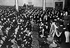 Guerre 1939-1945. Discours du général De Gaulle à Londres.      © Roger-Viollet