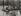 The flooded square du Vert-Galant, at the tip of the Ile de la Cité inondé. Paris (Ist arrondissement). Photograph by Edith Gérin (1910-1997), hiver 1988. Bibliothèque historique de la Ville de Paris. © Edith Gérin / BHVP / Roger-Viollet