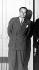 Philippe Soupault (1897-1990), écrivain français. © Roger-Viollet