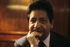 V. S. Naipaul (Vidiadhar Surajprasad Naipaul, 1932-2018), écrivain britannique originaire de Trinité-et-Tobago, 1984. © Jean-Pierre Couderc / Roger-Viollet