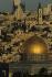 Le dôme du Rocher (ou coupole du Rocher). Jérusalem (Palestine), 1996. © Jean-Paul Guilloteau / Roger-Viollet