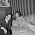 """La Vie conjugale"", film by André Cayatte. Michel Subor and Marie-José Nat. France, 1963.  © Alain Adler/Roger-Viollet"